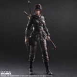 Rise of the Tomb Raider - figúrka Play Arts Kai Lara Croft 27 cm