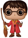 Harry Potter POP! - figúrka Harry Potter Quidditch 9 cm
