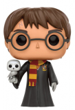 Harry Potter POP! - figúrka Harry with Hedwig 9 cm