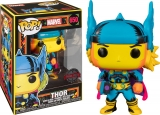 Marvel POP! - figúrka Black Light Thor 9 cm