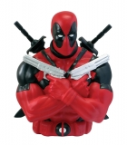 Marvel Comics - pokladnička Deadpool 20 cm