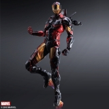 Marvel Comics Variant - figúrka Play Arts Kai Iron Man 27 cm