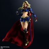 DC Comics Variant - figúrka Play Arts Kai Vol. 3 Supergirl 26 cm