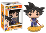 Dragonball Z POP! - figúrka Goku and Flying Nimbus 9 cm