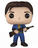 Fallout 4 POP! - figúrka Sole Survivor 9 cm