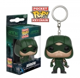 DC Comics Pocket POP! - vinylová kľúčenka Arrow 4 cm