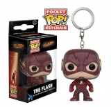 DC Comics Pocket POP! - vinylová kľúčenka The Flash 4 cm