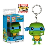 Teenage Mutant Ninja Turtles POP! - vinylová kľúčenka Leonardo 4 cm