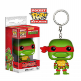 Teenage Mutant Ninja Turtles POP! - vinylová kľúčenka Raphael 4 cm