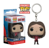 Captain America Civil War Pocket POP! - vinylová kľúčenka Scarlet Witch 4 cm