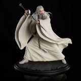 Hobbit The Battle of the Five Armies - socha Saruman the White 35 cm