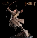The Hobbit The Battle of the Five Armies - socha Bard The Bowman 38 cm