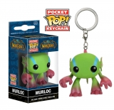 World of Warcraft Pocket POP! - vinylová kľúčenka Murloc 4 cm