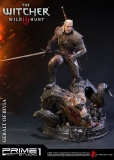 Witcher 3 Wild Hunt - socha Geralt of Rivia 66 cm