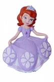 Sofia the First - figúrka Sofia 6 cm