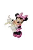 Mickey Mouse Clubhouse - figúrka Minnie with dog 7 cm