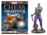 Marvel Chess Collection - figúrka a časopis #15 Absorbing Man (Black Pawn)