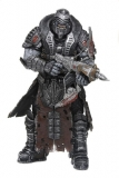 Gears of War 3 - figúrka Elite Theron Onyx AF SDCC 2012 Exclusive 18 cm