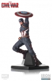 Captain America Civil War - soška Captain America 25 cm