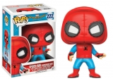Spider-Man Homecoming POP! - figúrka Spider-Man (Homemade Suit) 9 cm