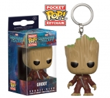 Guardians of the Galaxy Vol. 2 Pocket POP! - vinylová kľúčenka Groot 4 cm