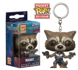 Guardians of the Galaxy Vol. 2 Pocket POP! - vinylová kľúčenka Rocket 4 cm