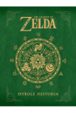 The Legend of Zelda - art book Hyrule Historia