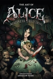 Alice Madness Returns - art book The Art of Alice Madness returns