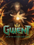 The Witcher - art book The Art of the Witcher: Gwent Gallery Collection