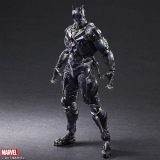 Marvel Universe - figúrka Play Arts Kai Black Panther 27 cm