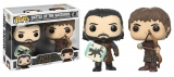 Game of Thrones POP! - figúrky Battle of the Bastards 9 cm