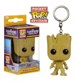 Guardians of the Galaxy Pocket POP! - vinylová kľúčenka Groot 4 cm