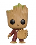 Guardians of the Galaxy Vol. 2 POP! - bobble head Young Groot with Shield 9 cm