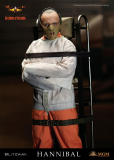 The Silence of the Lambs - figúrka Hannibal Lecter Straitjacket 30 cm
