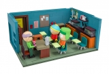 South Park - stavebnica Mr. Garrison's Classroom