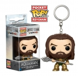 Justice League Pocket POP! - vinylová kľúčenka Aquaman 4 cm