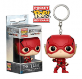 Justice League Pocket POP! - vinylová kľúčenka Flash 4 cm