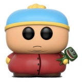 South Park POP! - figúrka Cartman with Clyde 9 cm