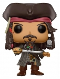 Pirates of the Caribbean POP! - figúrka Jack Sparrow 9 cm