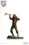 Justice League - socha Art Scale Aquaman 22 cm