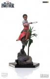 Black Panther - socha Battle Diorama Nakia 22 cm