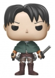 Attack on Titan POP! - figúrka Levi Ackerman 10 cm