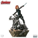 Avengers Age of Ultron - socha Black Widow 36 cm