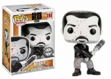 Walking Dead POP! - figúrka Black & White Negan 9 cm