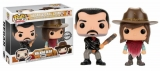 Walking Dead POP! - figúrka Negan & Carl Grimes 9 cm