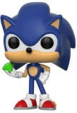 Sonic The Hedgehog POP! - figúrka Sonic (Emerald) 9 cm