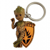 Guardians of the Galaxy - kľúčenka Baby Groot 5 cm