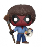 Deadpool Parody POP!  - figúrka Deadpool 70s with Afro 9 cm