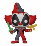 Deadpool Parody POP!  - figúrka Deadpool Clown 9 cm