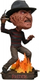 Nightmare on Elm Street - head knocker Freddy Krueger 18 cm